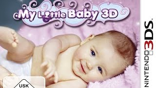 My Little Baby 3D Gameplay {Nintendo 3DS} {60 FPS} {1080p}
