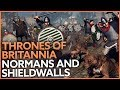 Total War: Thrones of Britannia - Norman Knights are in, agents and razing settlements are out
