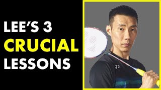 Download lagu 3 Crucial Lessons from Lee Chong Wei MP3