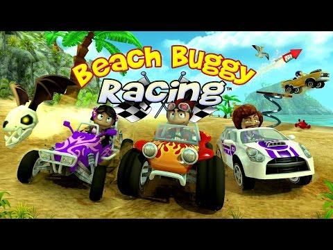 Review รีวิว Beach Buggy Racing ซิ่งรถฝ่านรก ( เกมส์มือถือ )