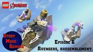 Lego Marvel Avengers - Episode 6 - Avengers, rassemblement ( FR / HD )