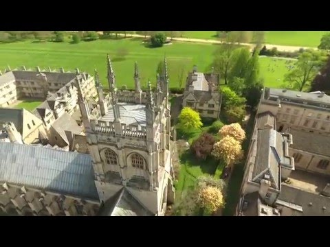 Oxford / Amazing flight