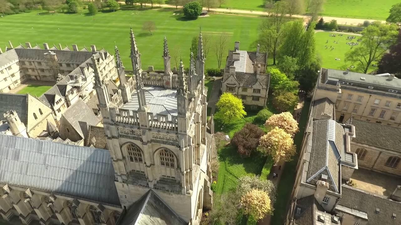 Oxford Amazing Flight