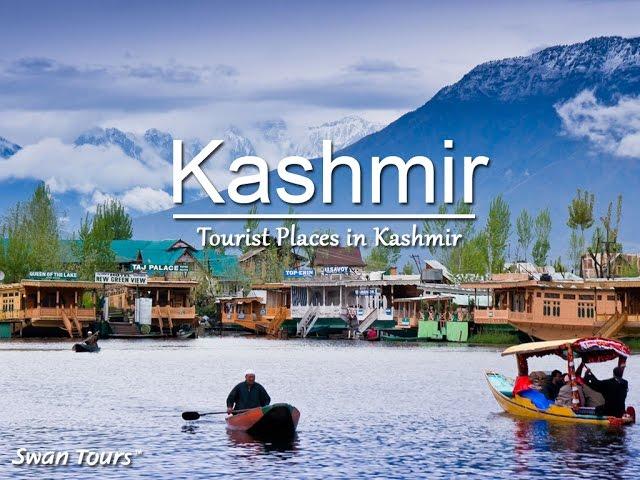 Kashmir Tourist places video