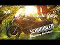 Suzuki GS850 SCRAMBLER Motorcycle Build #2