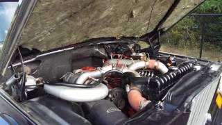 Jeep Gladiator Cummins twin turbo