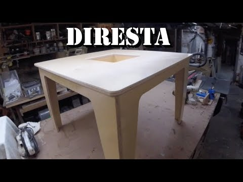 DiResta A Table Build for Future Makers!