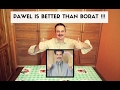 Why Pawel Famous Vloger is better than Borat Sagdiyev?
