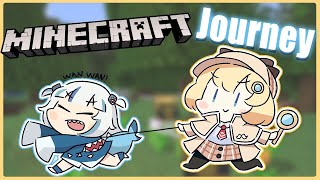 【Minecraft】Journey to...!?