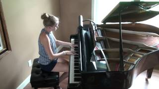 Video Locked Away Piano Cover R. City ft. Adam Levine download MP3, 3GP, MP4, WEBM, AVI, FLV Oktober 2017