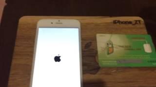 як налаштувати залочений iphone 6, за допомогою R-sim, Heicard (інструкція)