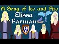 A Song of Ice and Fire: Elissa Farman (Sailed the Sunset Sea)