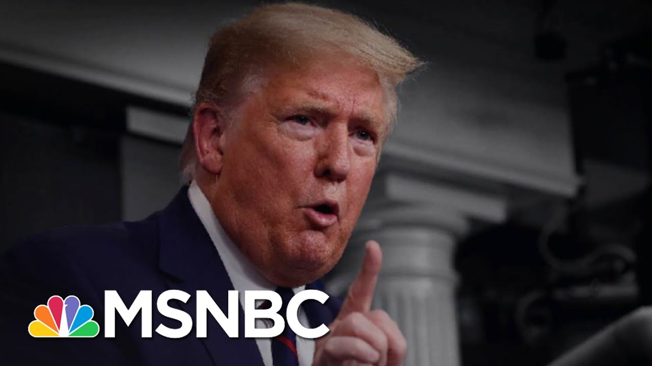 U.S. Coronavirus Cases Top 100,000 As Trump Demands Praise From Governors | The 11th Hour | MSNBC