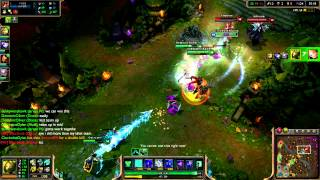 This is League of Legends (Best Quadra Kill...Not)