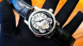 MontBlanc Nicolas Rieussec Chronograph Manual Winding 104981 | Review | ICS Authentic