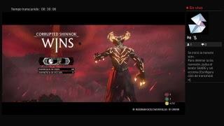 Mi Primer Video #1 Mortal Kombat XL