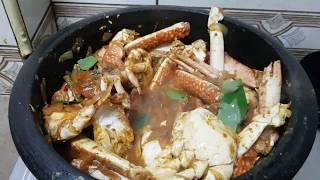 Crab sukka recipe |Crab Sukka| Crab sukka mangalorean style