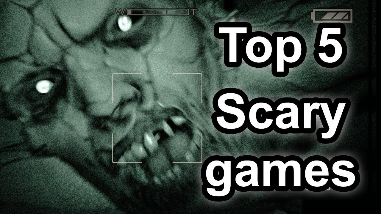 Top 5 scary games from 2013 youtube publicscrutiny Images