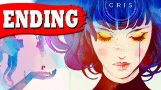 GRIS: ENDING FINAL BOSS - Gris full game Story Ending