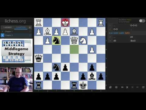 Middlegame Strategy   Solving Positions Part 1