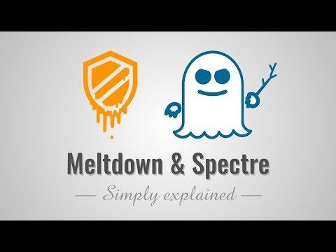 Meltdown & Spectre vulnerabilities - Simply Explained
