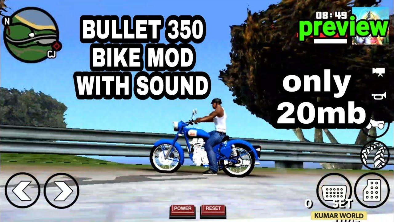 650 Mod Mobil Bullet Gta Sa Android HD Terbaru