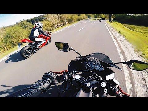 Ducati Panigale will es wissen!