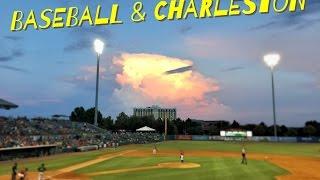 Baseball And Downtown Charleston Tiny House Vlog