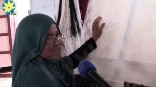 بالفيديو: فن صناعة السجاد اليدوي بالوادي الجديد