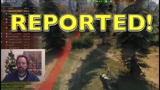 WOT - Reported For Inactivity! | World of Tanks