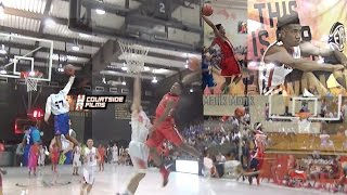 Kentucky Commit Malik Monk OFFICIAL Summer Mixtape! Top Player in 2016