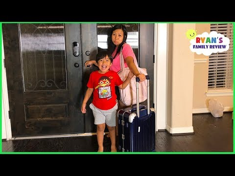 Why Ryan's Mommy leaving the Country!!!