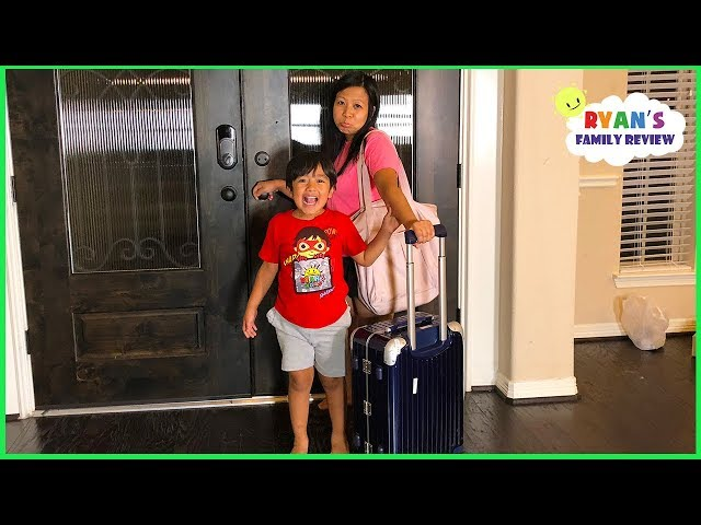 Why Ryan S Mommy Leaving The Country Videos For Kids