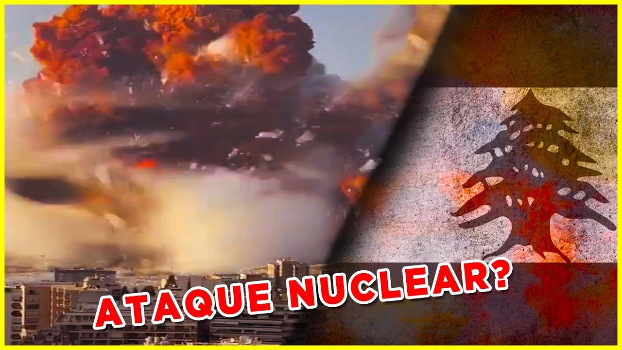 Ataque NUCLEAR a LÍBANO?