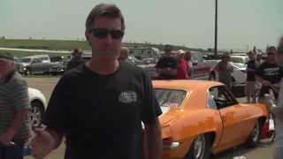 How To: Burnout, Stage, and Launch at Drag Week 2014