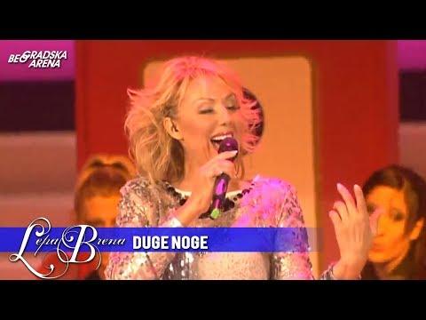 Lepa Brena - Duge noge - (LIVE) - (Beogradska Arena 20.10.2011.)