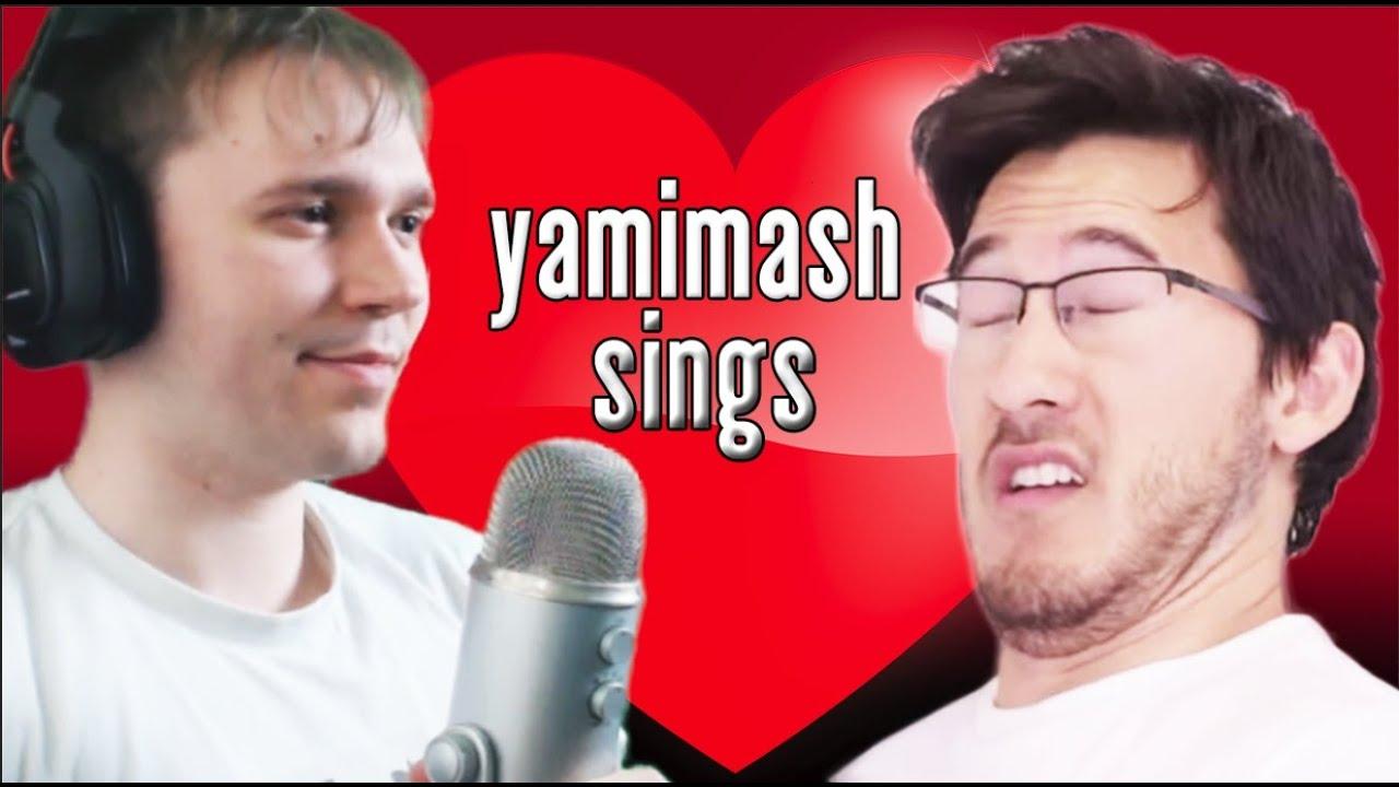 yamimash sings karaoke party youtube