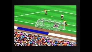 Fifa 94 Gameplay Super Nintendo