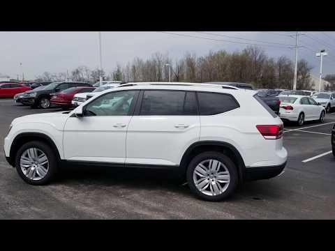 2019 VW Atlas 3.6 SEL 4Motion