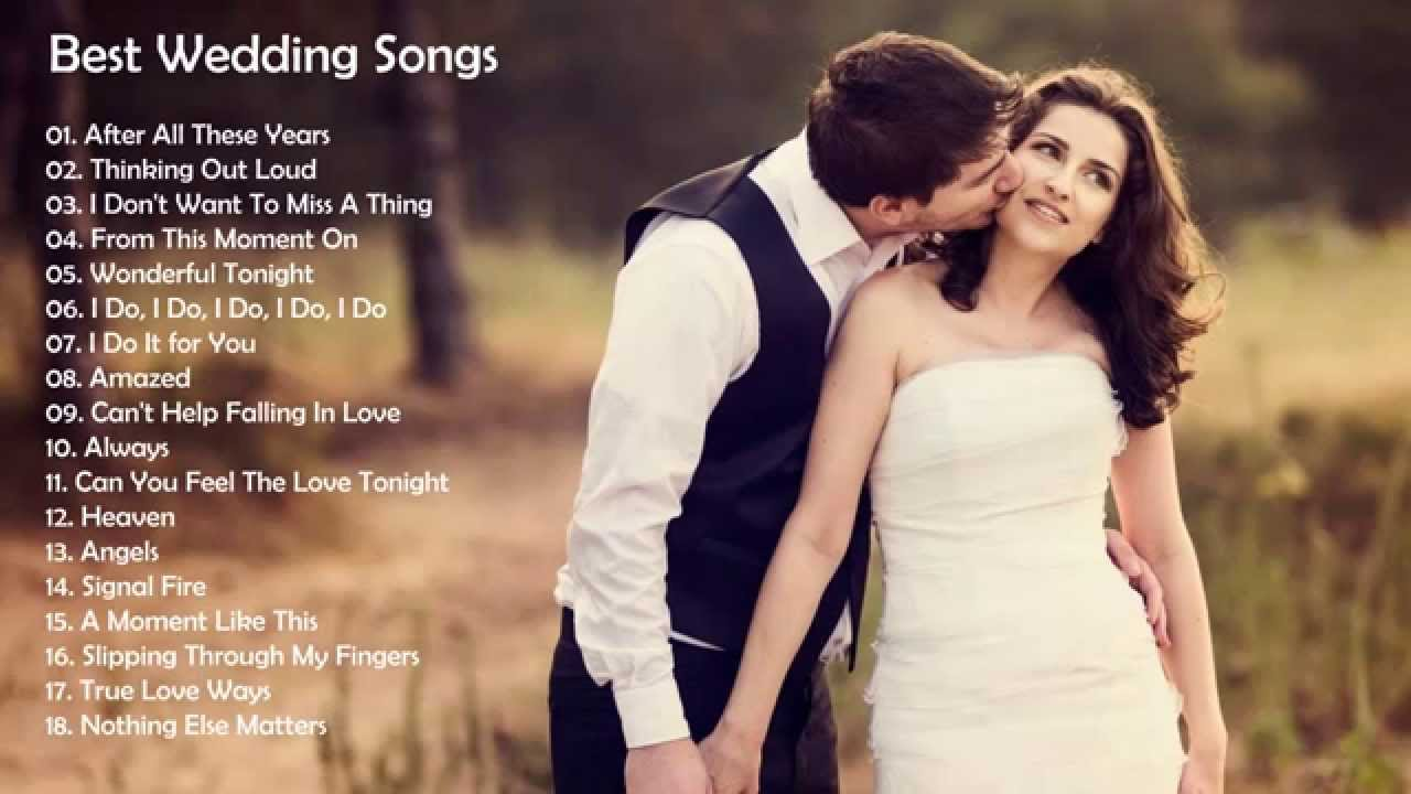 Wedding Songs 2015 Country
