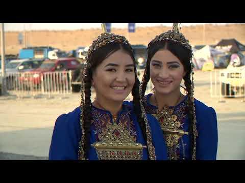 TURKMEN DESERT RACE 2018 - ETAPE 3