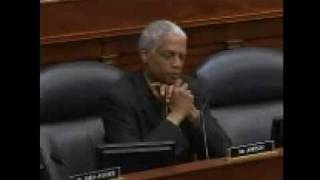 Hank Johnson (Congress D-GA) - Warns Guam May Capsize