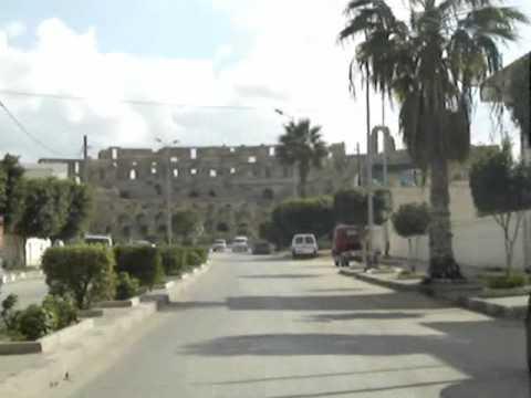 El Djem - Tunisia