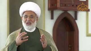 علة إعتزال الإمام جعفر الصادق عليه السلام الناس - الشيخ زهير الدرورة