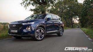 Hyundai Santa Fe 2019 test PL Pertyn Ględzi