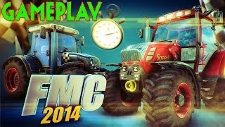 Farm Machines Championships 2014 Gameplay PC HD - 10 Stages
