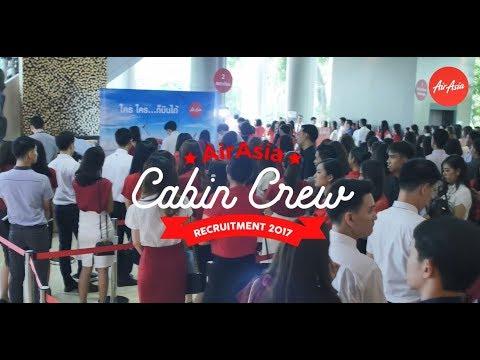 AirAsia - Cabin Crew Recruitment