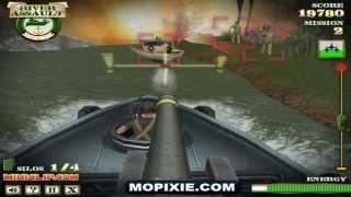 River Assault Game
