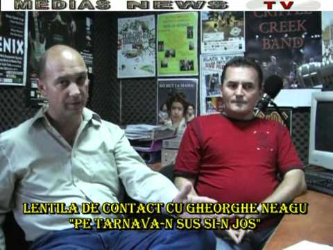 "Lentila de Contact - ""Pe Tarnava-n sus si-n jos"""