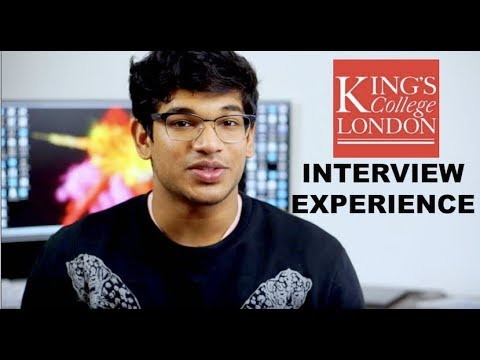 My King's College London Medicine Interview MMI - Got An Offer!